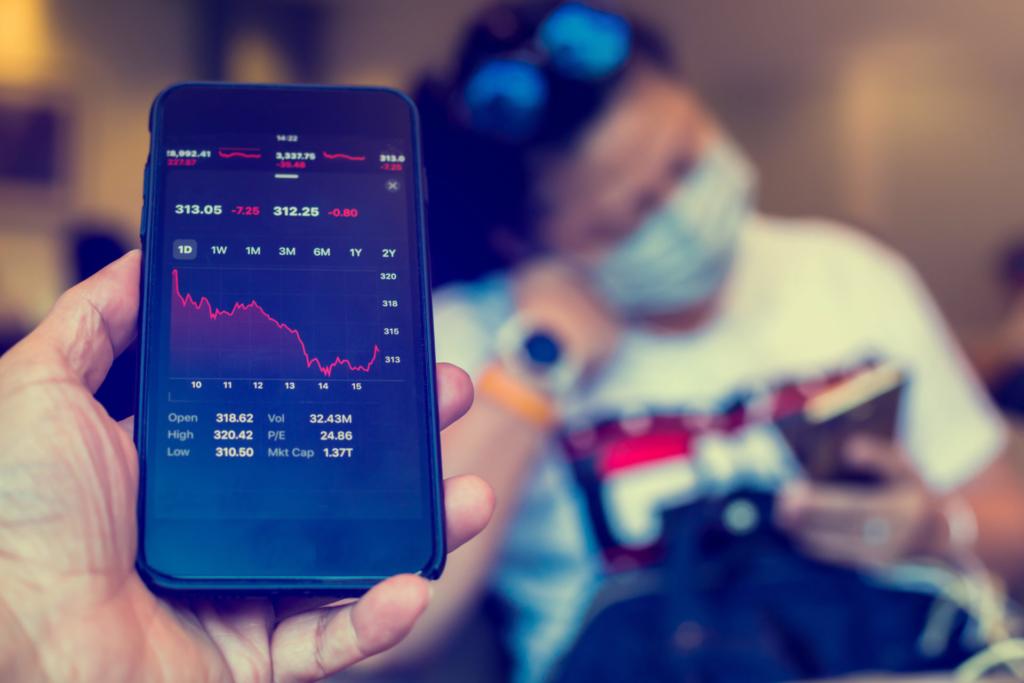 Crash Financier, une période propice pour investir